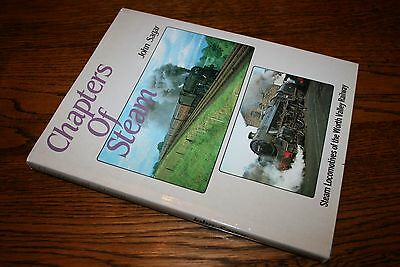 Chapters of Steam Steam Locomotives of the Worth Valley Railway