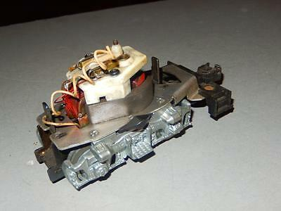 Lionel Part -Diesel Powered Truck W/pullmor Motor- Silver Flanges  - New- H14