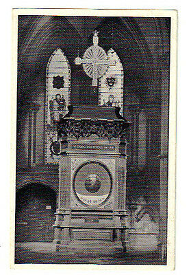 Vintage postcard - RAF Memorial in York Minster vgc unposted RP