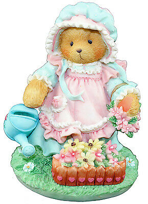 Cherished Teddies Mary Mary Quite Contrary Friendship Blooms 626074 Boxed