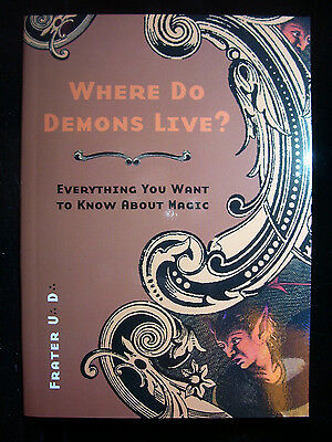 Brand New! Where Do Demons Live? Everything You Want To Know About Magic Sale!