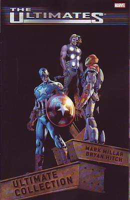 The Ultimates Ultimate Collection trade  paperback Millar Hitch