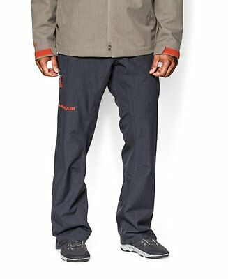 Under Armour Men's UA Storm Admiral Waterproof Pants 3XL Stealth Gray NWT