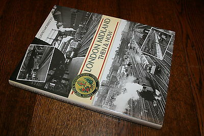 London Midland Then and Now Gavin Morrison Railway Book