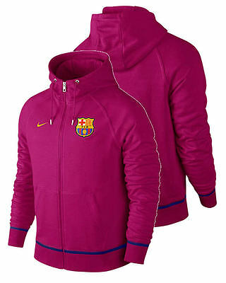 AW77 Authentic Barcelona Nike Training Jacke Jacket 2016 als Fotos Herren