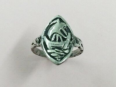 Vintage Iona Sterling Silver Ring 1950