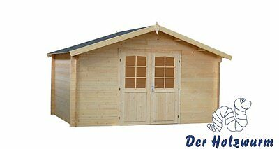 gartenhaus bremen blockhaus geraetehaus schuppen ca 250x250 cm holz 34 mm eur 849 00 picclick de. Black Bedroom Furniture Sets. Home Design Ideas
