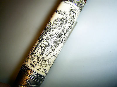 VISCONTI Wild West fountain pen, Limited Edition