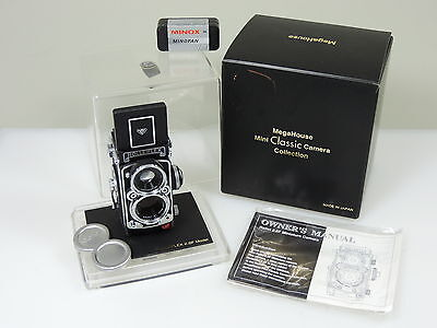 "✮ Mega House Mini Classic Camera Collection ""Rolleiflex 2.8F"" // vom Händler!"