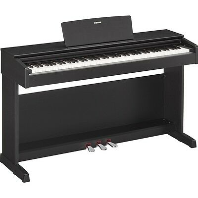 Yamaha YDP143 Digital Piano in Black