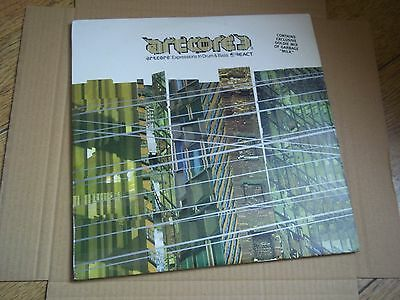 artcore ' expressions in drum & bass ' triple vinyl 1997.react records. rare D&B