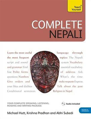 Complete Nepali: Teach Yourself (Book/CD Pack) (Paperback), Hutt,. 9781444101973