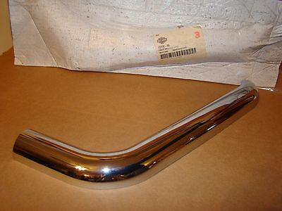 Harley FXST Softail Front Exhaust Shield OEM NOS 65702-00 FXCW FXSTC FXSTB FXCWC