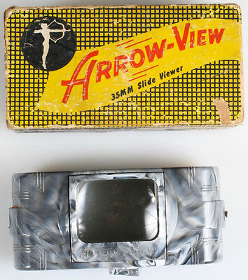 Arrow View 35Mm Slide Viewer New In Box