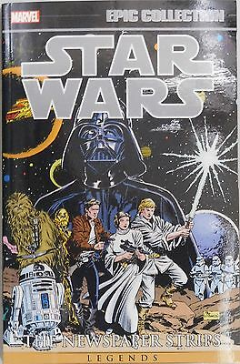 Star Wars The Newspaper Strips Vol 1 Epic Collection trade paperback Marvel