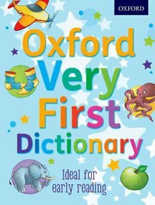 Oxford Very First Dictionary by Clare Kirtley 9780192756824