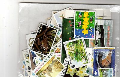 Channel Islands Mixed Postage. £67.00 Face @ 40%.