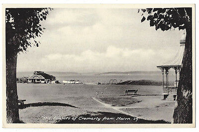 The Souters of Cromarty from Nairn, Old Postcard Unused, M&L National Series