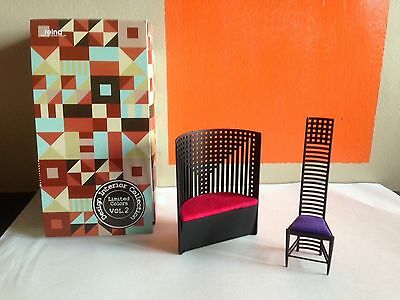 "RARE…Design Interior Collection Chair limited Colors Vol.2 N°6 avec boite, "" WIL"