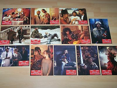 THE FISHER KING - set of 12 lobby cards ´91 - ROBIN WILLIAMS Jeff Bridges