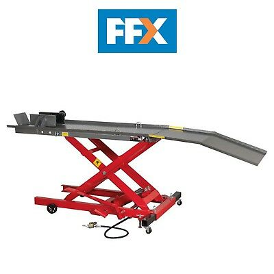 Sealey MC365A Motorcycle Lift 365kg Air