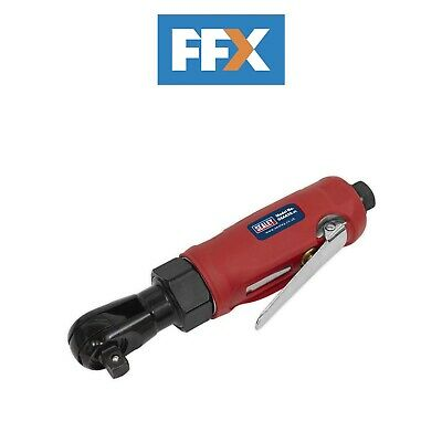 Sealey GSA635 Compact Air Ratchet Wrench 3/8inSq Drive