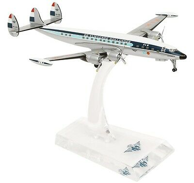 Hogan HG8799 KLM Lockheed L-1049 Constellation PH-LKG Diecast Model 1/200 Plane