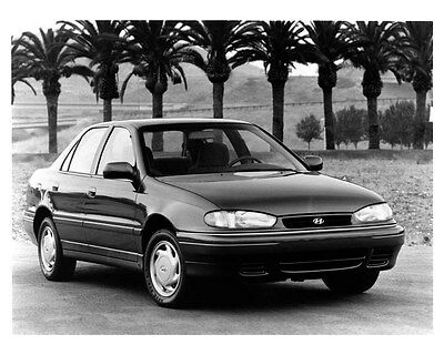1994 Hyundai Elantra ORIGINAL Factory Photo ouc0020