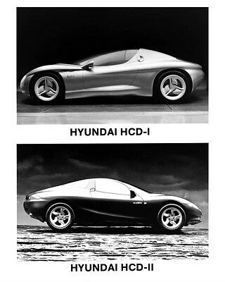 1994 Hyundai HCD-I & HCD-II ORIGINAL Factory Photo ouc0025
