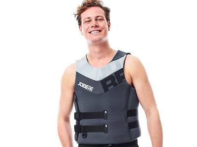 Jobe Neo Side Entry Vest Mens Buoyancy Aid Jetski Wakeboard Waterski Canoe