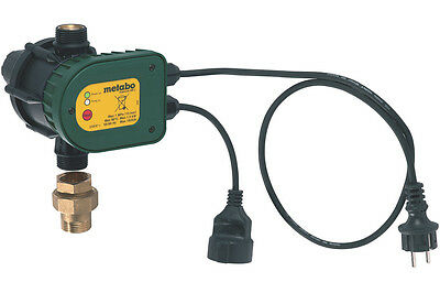 Metabo Hydromat Hm 2 - Electronic Pressure Switch Mit Dry Run Protection