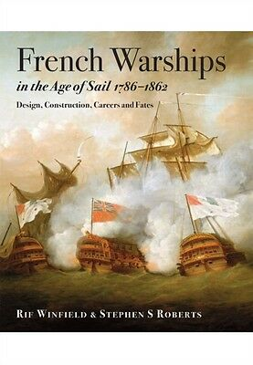French Warships in the Age of Sail 1786 - 1861 (Hardcover), Rif W. 9781848322042