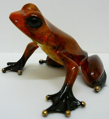 Tim Cotterill Pippin Bronze Frog Frogman European Series Red 2005 BF73 A/P 26/50