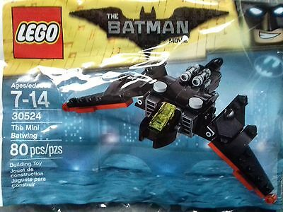 Lego The Batman Movie. The Mini Batwing 30524 Polybag BNIP