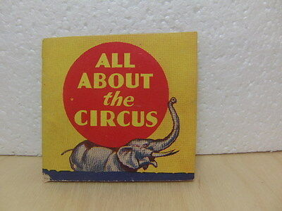 Skipper comic Tell-U-Y Library No.2 – All About The Circus 1930s comic Gift
