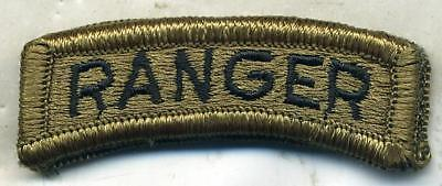 US Army RANGER New MultiCam Camo Patch Tab