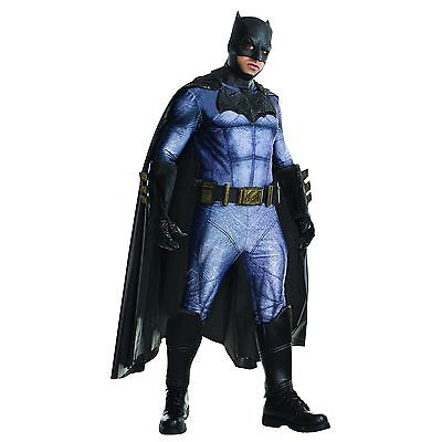 Rubie's Grand Heritage Dawn of Justice Batman Adult Costume, X-Large | 820075