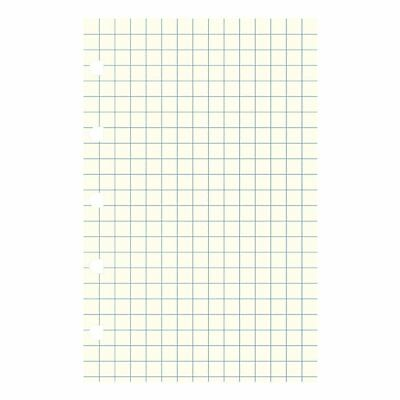 "Filofax Pocket Squared Sheets Grid Paper Refill (3.5"" x 5.5"")  - 122905 - NEW"