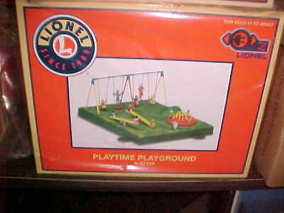 Lionel,,,,,# 82104,,,,playground Play Time,,plug In