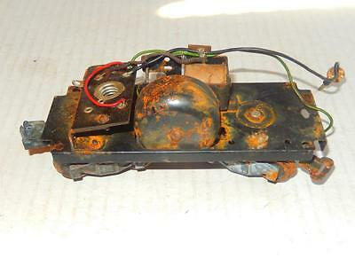 Lionel Part - Bell Ringing Tender- Works- Rusty - Fair- - H3