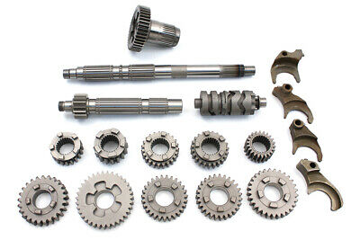 6-Speed Transmission Gear Set,for Harley Davidson motorcycles,by V-Twin