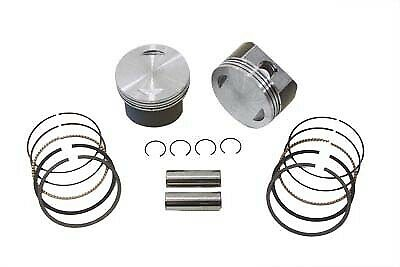 95  Big Bore Twin Cam Piston Kit .005 Oversize,for Harley Davidson motorcycle...