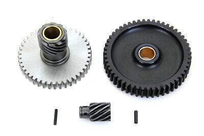 Reverse Distributor Gear Kit fits Harley Davidson,V-Twin 12-0825