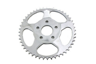 Rear Sprocket Chrome 48 Tooth,for Harley Davidson motorcycles,by V-Twin