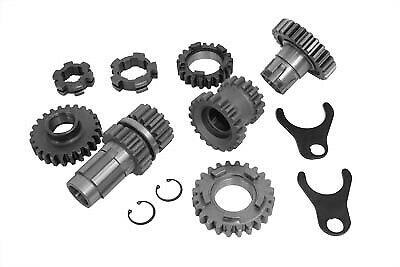 Transmission Gear Set 2.60 1st 1.23 3rd,for Harley Davidson motorcycles,by An...