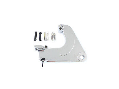 Rear Caliper Bracket Chrome,for Harley Davidson motorcycles,by V-Twin