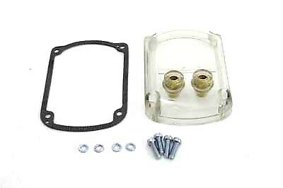 Magneto Clear Top Cover fits Harley Davidson,V-Twin 32-0644