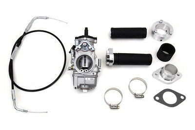 Dell'Orto 38mm Carburetor Kit,for Harley Davidson motorcycles,by V-Twin
