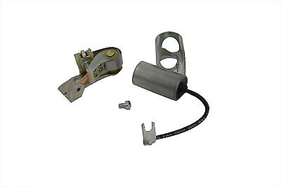 Ignition Points and Condenser Kit fits Harley Davidson,V-Twin 32-0115