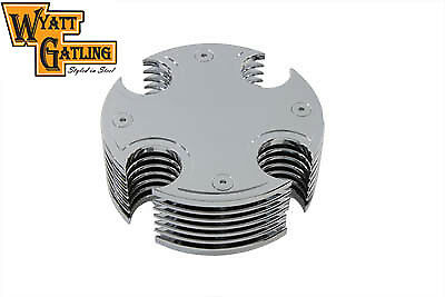 Wyatt Gatling Rotar Air Cleaner Assembly Chrome Billet,for Harley Davidson mo...